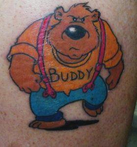 Buddy Bear Art