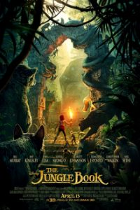 Official Poster Jungle Book ; bear movies