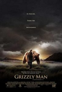 Grizzly Man : bear movies