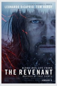 The Revenant : bear movies