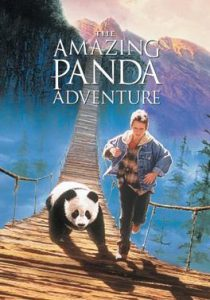 The Amazing Panda Adventure; bear movies